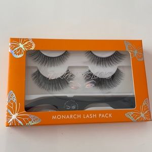 Flirtatious looks cosmetics monarch lash pack